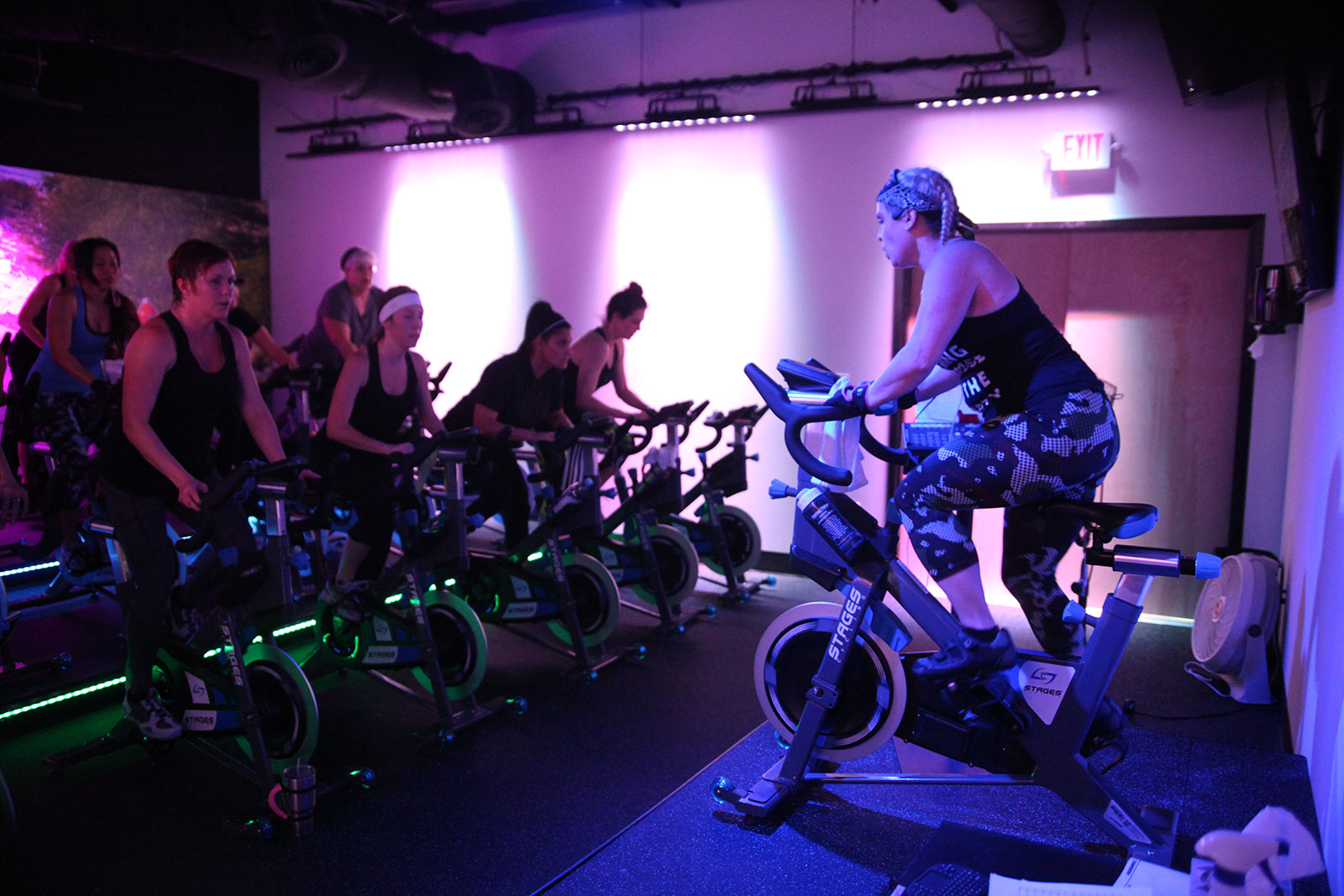 Indoor Cycling Amp Spin Class Stage 3 Fitness